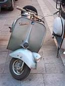 Coty Takes a Ride with Vespa | Vespa Stories | Scoop.it