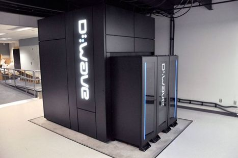 Google and NASA extend quantum computing contract with D-Wave Systems - Fortune | Co-innovation | Scoop.it