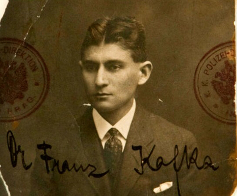 Les manuscrits de Kafka sont la propriété de la Bibliothèque nationale d'Israël   LittArt   Scoop.it