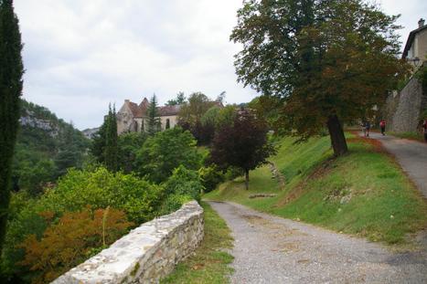 Cabrerets - Pasturat | Sur les chemins de Compostelle | Scoop.it