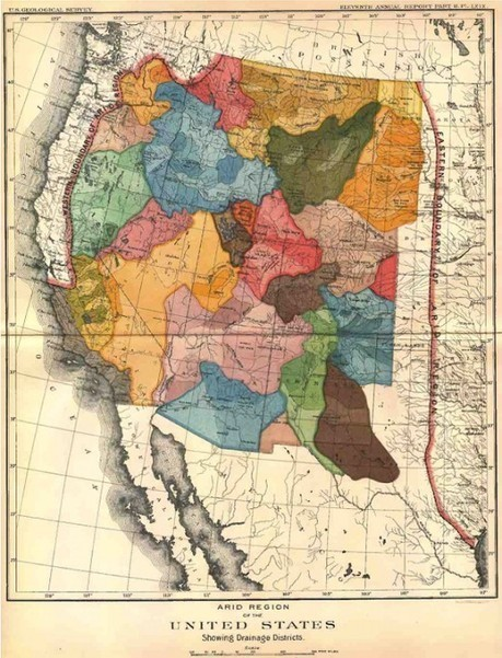 The United (Watershed) States of America | American Watersheds | Scoop.it