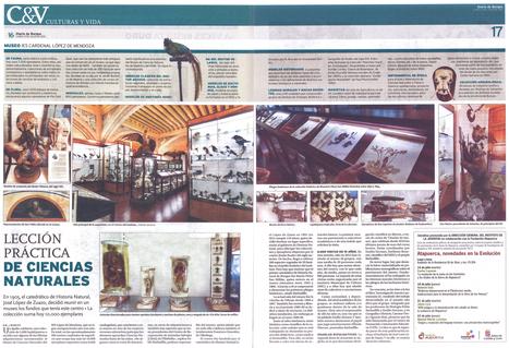 museo-mendoza-diario-de-burgos-julio-2015.jpg (2457x1679 pixels) | Educadores innovadores y aulas con memoria | Scoop.it