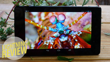 Nexus 7 2013 Review: The Best Small Tablet, Even Better | Gadgets and Gizmos | Scoop.it