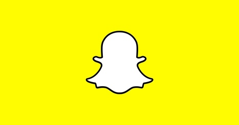 Guide : débuter sur Snapchat - Blog du Modérateur | Formation multimedia | Scoop.it