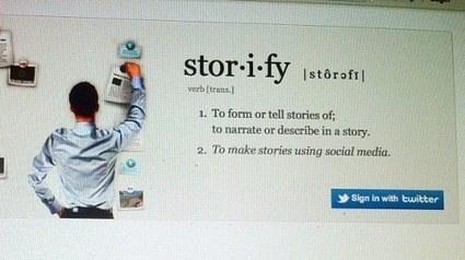 Storify como herramienta periodística: algunas pautas   Periodismo Ciudadano   Periodismo Ciudadano   Scoop.it
