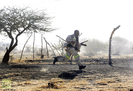 S. African police fire at striking miners, several killed | News & Politics | Scoop.it