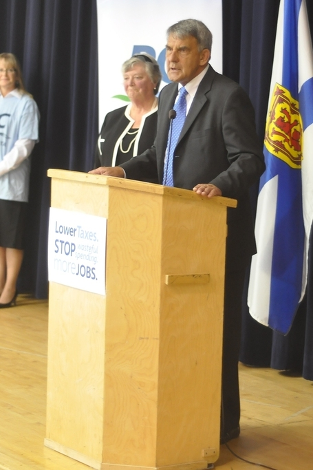 Harrison accepts Colchester-Musquodoboit Valley PC nomination - Enfield Weekly Press | NovaScotia News | Scoop.it