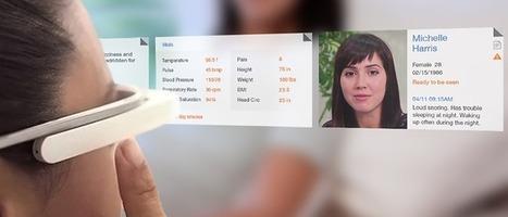 Google Glass et EHR pour un meilleur suivi des patients | Améliorer la relation médecin-patient grâce au web | Scoop.it