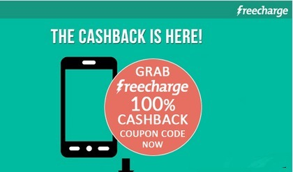 Freecharge Offers: Upto 100% Cashback Coupons | GrabOn | Scoop.it