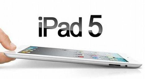 Apple Ready to Release iPad 5 in September 2013 | Hi-Techs | Ultimate Technology Info and Reviews | Technology | Scoop.it
