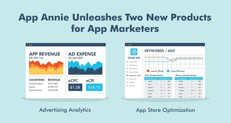 App Annie Launches Advertising Analytics and App Store Optimization - App Annie Blog | App Store Marketing and Optimization | Scoop.it