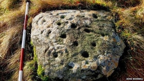 The Archaeology News Network: Prehistoric rock art found in Scottish Highlands | Historical Updates | Scoop.it