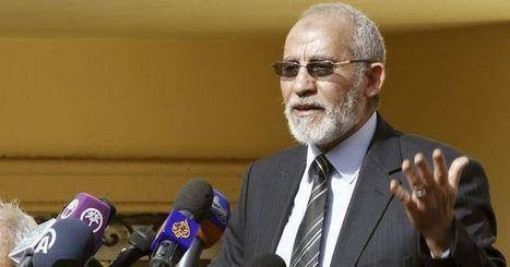 En Egypte, le chef des Frères musulmans de nouveau condamné à la perpétuité | Égypt-actus | Scoop.it