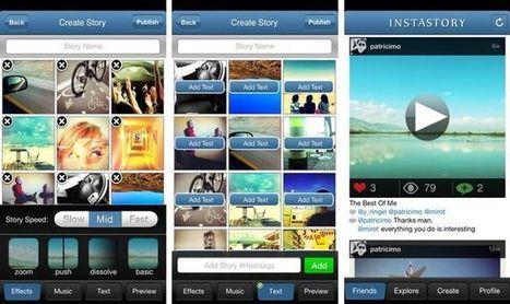 My Instastory, convierte tus fotos de Instagram en vídeos con esta app gratuita para iOS | Edu-Recursos 2.0 | Scoop.it