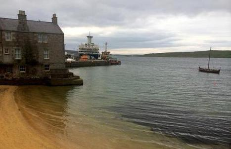 For One Crime Writer, Peaceful Shetland Is A Perfect Place For Murder - WSIU | Literature & Psychology | Scoop.it