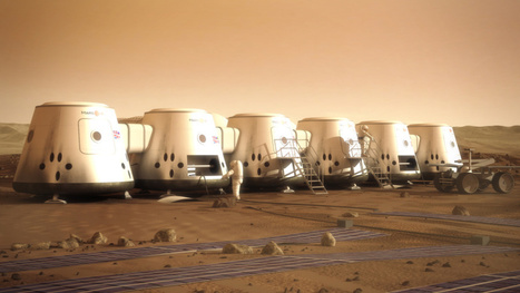 20,000 people have already applied for the one-way mission to Mars | space, travel, logistics, TULEVAISUUSVISIOT | Scoop.it