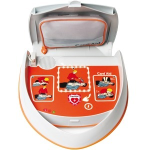 Modèle CARDIAID : La défibrillation facile | Défibrillateur cardiaque | Hygiène et Sécurité au Travail | Scoop.it