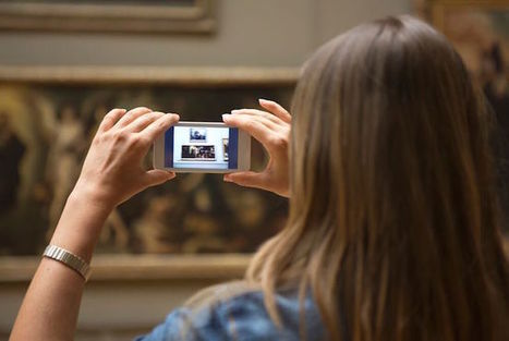 smArtapps, membre du Clic France, lève 1 million de dollars pour réinventer les visites de musées... | Clic France | Scoop.it