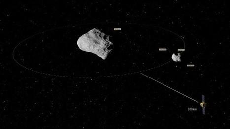 Esa und Nasa: Raumsonde soll Asteroiden aus der Bahn werfen - Golem.de | Astronomie | Scoop.it