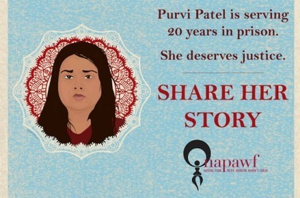 Here's Why Indiana Should #FreePurvi Patel on Appeal | SocialAction2015 | Scoop.it