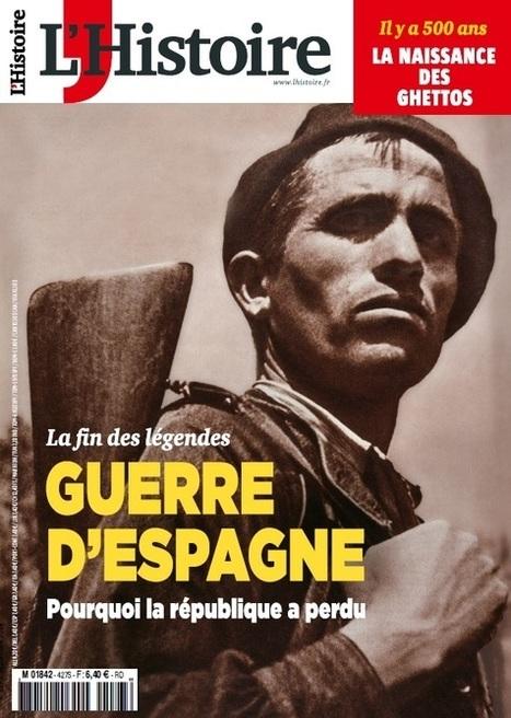 L'Histoire - n°427 - septembre 2016 | La presse au CDI du lycée | Scoop.it