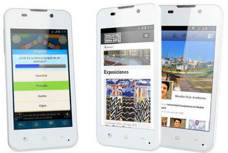 bq Aquaris 4, el (nuevo) término medio de bq por 134,90€ | tecnología | Scoop.it