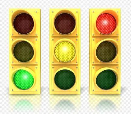 Traffic Light Symbols for PowerPoint Presentations   PowerPoint Presentation   ppt   Scoop.it