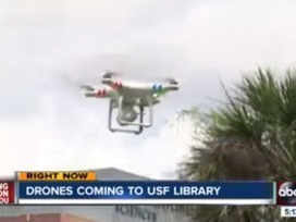 You Can Now Borrow an Aerial Drone From a Library in South Florida | academic libraries | Scoop.it