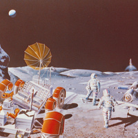 Future Moon colonies could be powered by titanium | Space matters | Scoop.it