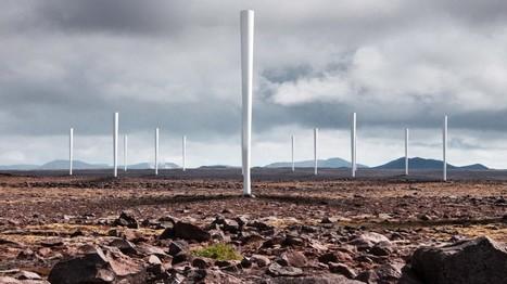 Design : quand les éoliennes changent de « look » | Energies vertes et autres | Scoop.it