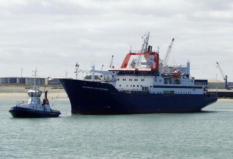 Le Marion Dufresne a repris la mer #TAAF #IPEV #subantarctique | Arctique et Antarctique | Scoop.it