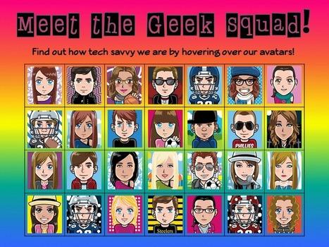 Meet the Geek Squad! | 21st Century Technology Integration | Scoop.it