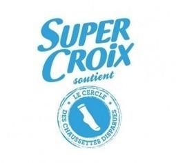 Super Croix crée le Cercle des chaussettes disparues   PuB   Scoop.it