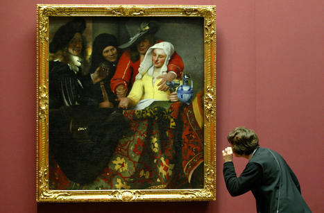 A Fresh Answer To Vermeer's Mystery : NPR | ART HISTORY | Scoop.it