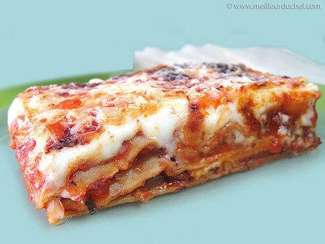 Lasagnes bolognaise | Hobby, LifeStyle and much more... (multilingual: EN, FR, DE) | Scoop.it