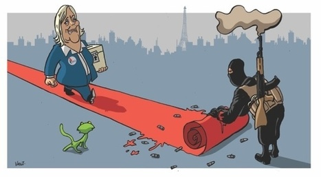 La dérive autoritaire de la France inquiète Bruxelles | L'Europe en questions | Scoop.it