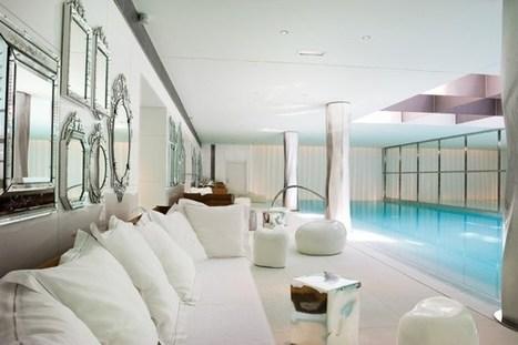 Les 7 plus beaux Hôtels Spa de Paris :. | Spa de luxe | Scoop.it