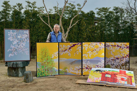 A 73 anni crea fantastici dipinti con Excel | Scientific life | Scoop.it
