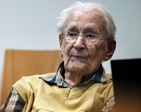 'Oskar Groening, Naxi SS Officer 'Bookkeeper of Auschwitz,' Admits Moral Guilt at Trial, charged with 300K ct. murder accessory' | News You Can Use - NO PINKSLIME | Scoop.it