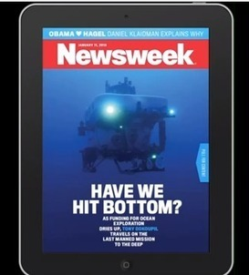 How Underwater Photographer Hugh Gentry Shot Newsweek's First Animated Cover | ScubaObsessed | Scoop.it