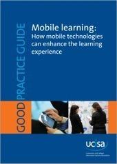 New case studies: Mobile learning | ELSG LT Future? | Scoop.it