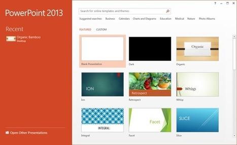 PowerPoint Blog - The New PowerPoint | TurningTechnologies Sweden | Scoop.it
