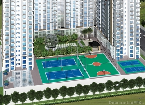 Nirmal Center Court Mulund West Mumbai by Nirmal Life Style   Real Estate in India   Scoop.it