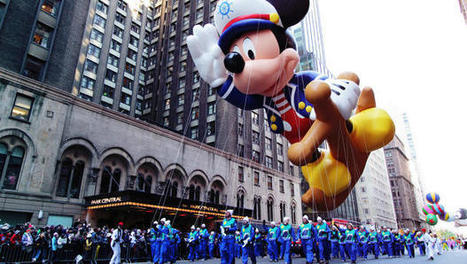 Everything You Ever Wanted To Know About The Macy's Thanksgiving Day Parade | Real Estate Plus+ Daily News | Scoop.it