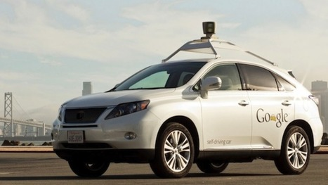 The Google Driverless Car Can Repair itself on Its Own | Science, Technology, and Current Futurism | Scoop.it