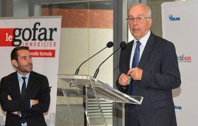 Pierre Izard et Jean-Christophe Tortora lancent le Gofar 2013, le guide de l'habitat Toulouse et Haute-Garonne | La lettre de Toulouse | Scoop.it