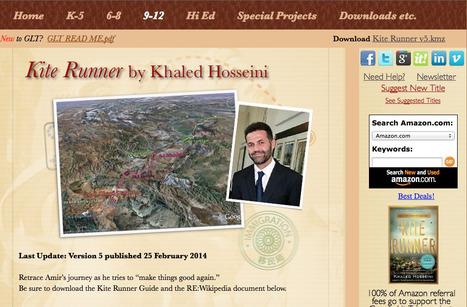 Kite Runner by Khaled Hosseini | Library Media | Scoop.it