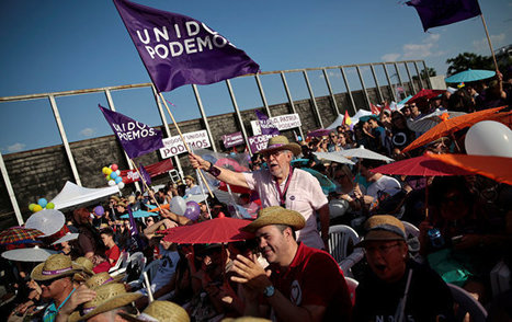Podemos Threatens Spain's Unity By Backing Catalan Independence Referendum | Global politics | Scoop.it