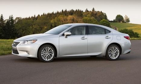 Prueba de manejo del Lexus ES 350 - 2014 (video) - La Opinión   Autos   Scoop.it