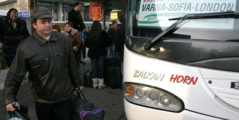 What Does Romanian And Bulgarian Immigration Mean For UK? | Welfare, Disability, Politics and People's Right's | Scoop.it